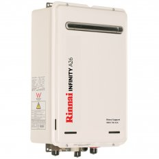 Infinity® A26 26L External Continuous Flow Gas Water Heater