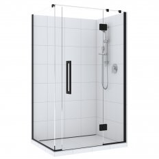 Acclaim Tile Showers Black - Channel Drain