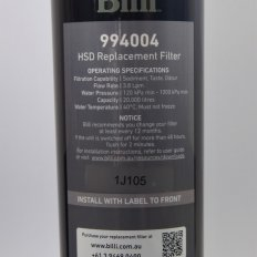 Billi Compact Fibredyne™ Replacement Filter