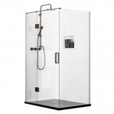 Easy Tile Harmony 2 Wall Shower 1000 x 1000