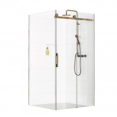 Linea Quattro Richmond 2 Wall Shower 1800 x 1000