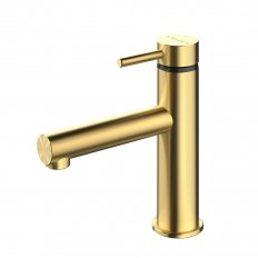 Turoa Basin Mixer - Gold