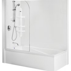 Duo II Shower Over Bath Combos