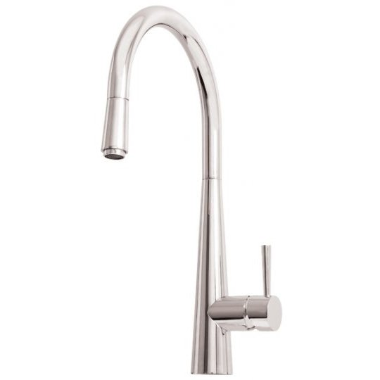 Galiano Pull-Down Sink Mixer - Chrome
