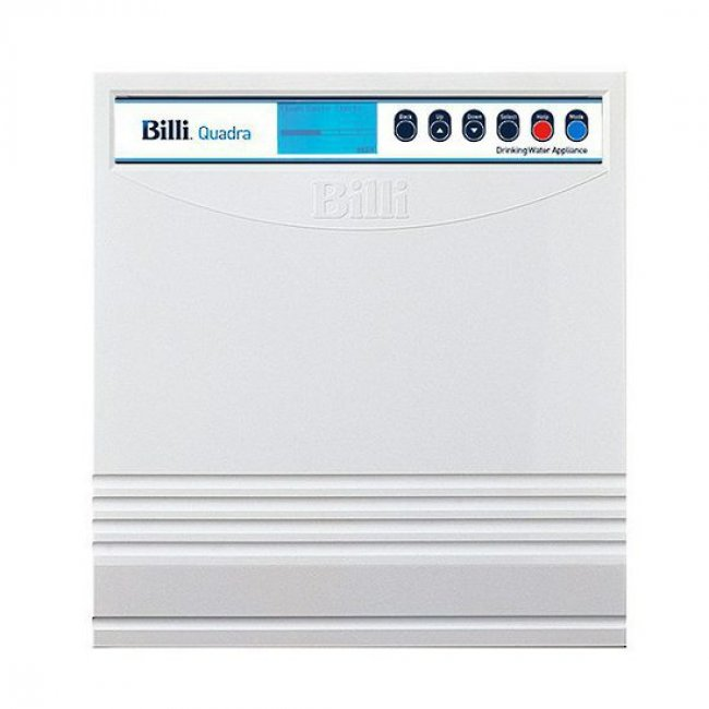 Billi Quadra Plus Boiling and Chilled Filtered Water System