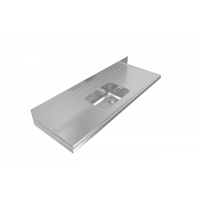 C15 Classic Sink Bench 1525x505mm