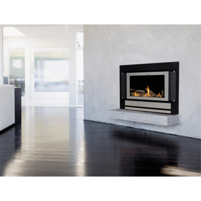 Neo Gas Fire Inbuilt with Simple Remote
