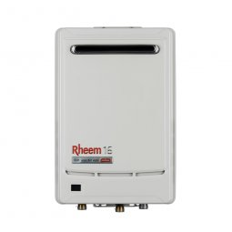 Rheem 16 Continuous Flow External Gas Water Heater