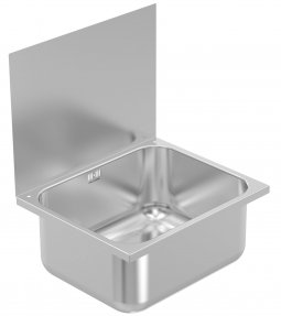 Burns & Ferrall Commercial Stainless Steel Cleaner Sink