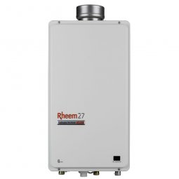 Rheem 27L Continuous Flow Internal Gas Flow Water Heater