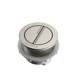 Flush Button Round 'Sm/Fl' - Brushed Nickel