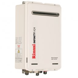 INFINITY® A24 24L External Continuous Flow Gas Water Heater
