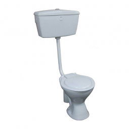 CentreFlush Toilet Suite