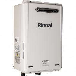 INFINITY EF26 External Continuous Flow Gas Water Heater
