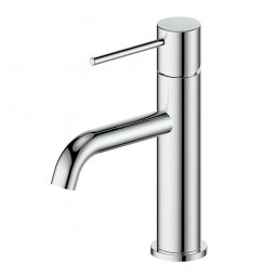 Gisele Basin Mixer - Chrome