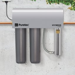 Hybrid G9 High Flow UV Water Treatment System, 130L/min