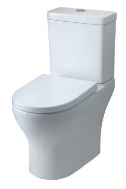 Loft Semi Wall Faced Toilet