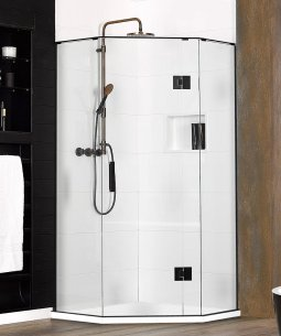Quub Shower Enclosure - White