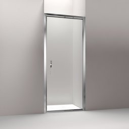 Torsion Enclosure Inswing Alcove Door Showers