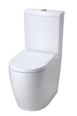 Heiko Comfort Wall Faced Toilet Suite