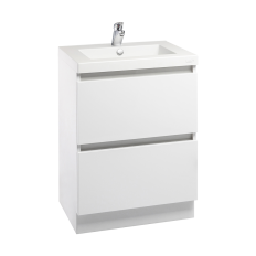 Valencia Vanity 600mm - Double Drawer