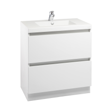 Valencia Vanity 750mm - Double Drawer