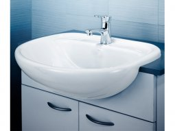 Caravelle Semi Recessed Basin