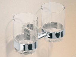 Cosmo Tumbler and Holder Double