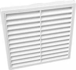 Fixed Louvre Grilles