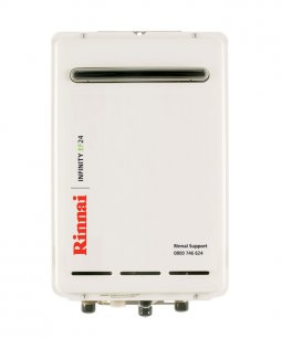 INFINITY® EF24 External Continuous Flow Gas Water Heater