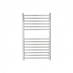 Premium 14 Bar Round Heated Towel Rail