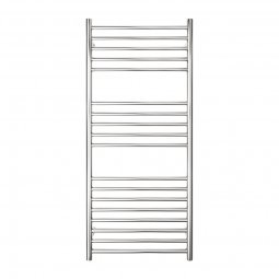 Premium 18 Bar Round Heated Towel Rail