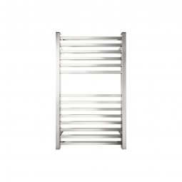Premium 14 Bar Square Heated Towel Rail
