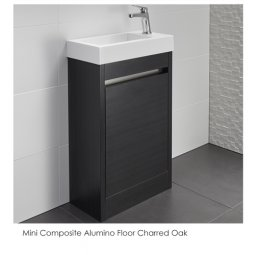 Mini Composite Alumino Hand Basin